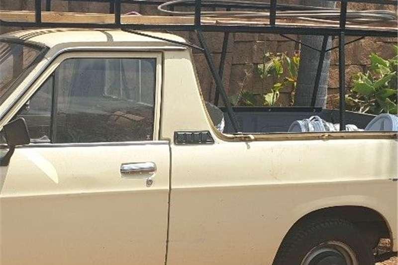 Datsun Go+ Panel Van 1978