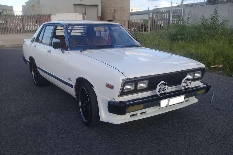 Datsun Stanza 1982