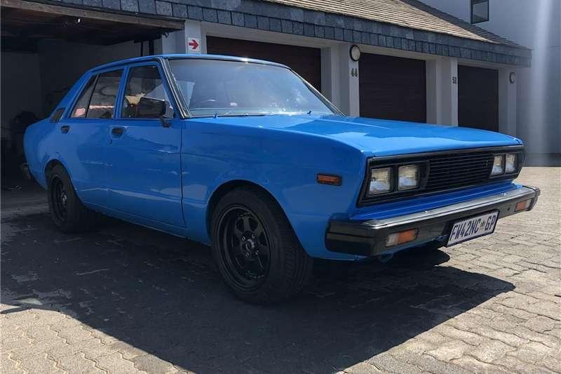 Datsun Stanza 1983