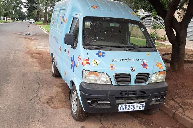 DFM Panel Van 2009