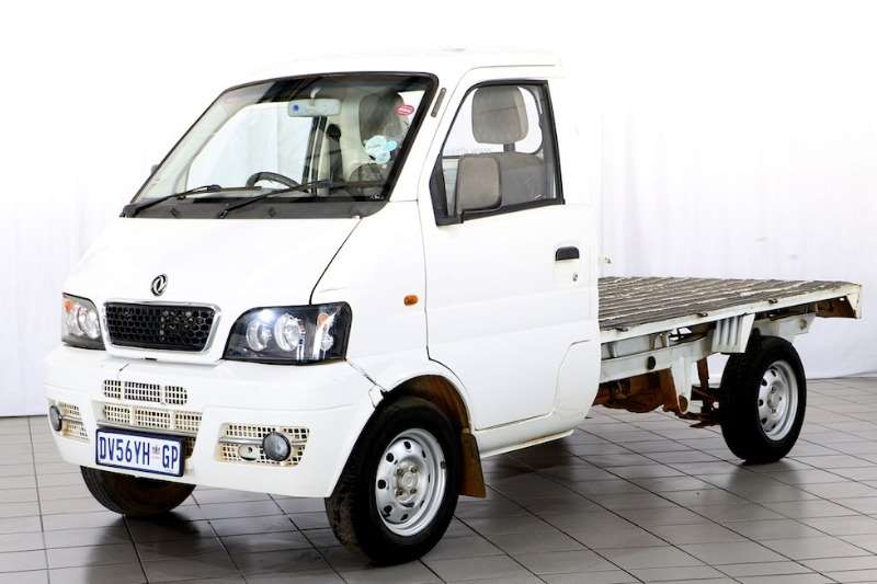 DFSK Single Cab 330i Innovations steptronic 2015