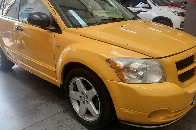 Used 2010 Dodge Caliber 1.8 SE