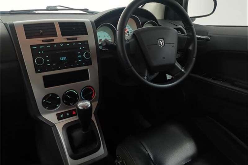 2009 Dodge Caliber Caliber 1.8 SXT