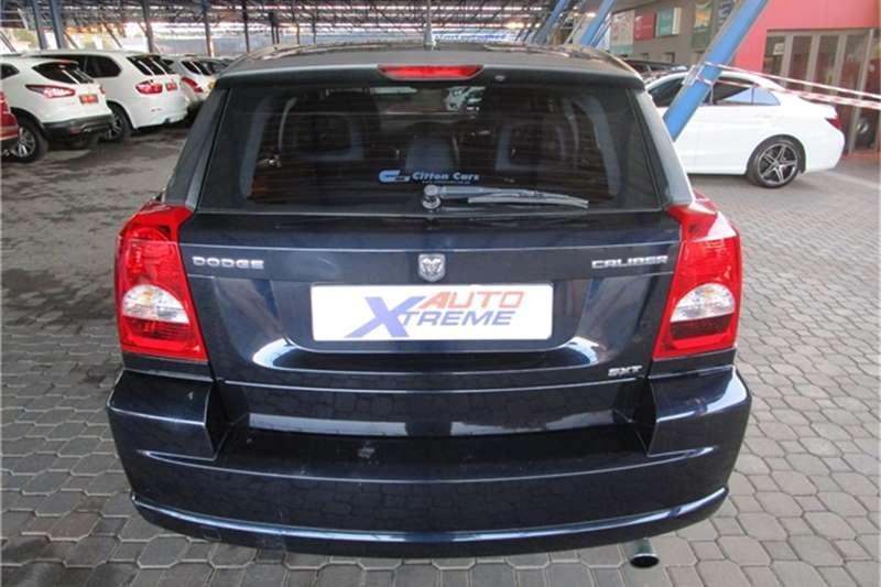 2012 Dodge Caliber 2.4 SXT