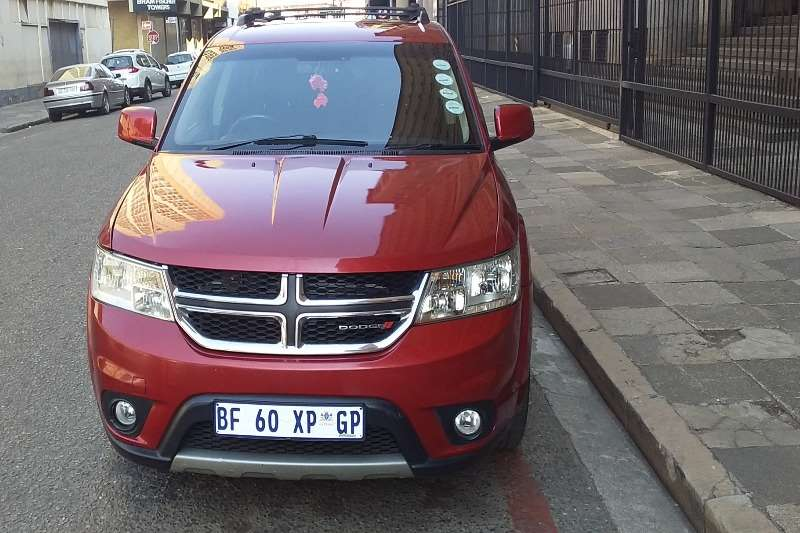 Used 2011 Dodge Journey 2.0CRD R/T