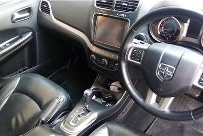 2016 Dodge Journey Journey 2.0CRD R/T
