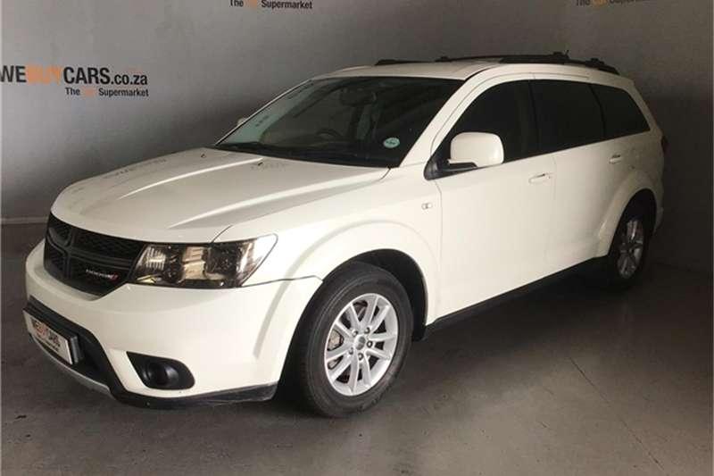 Dodge Journey 2.4 SXT 2014