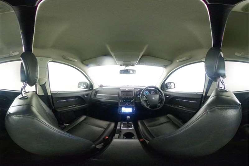 2011 Dodge Journey Journey 2.7 R/T