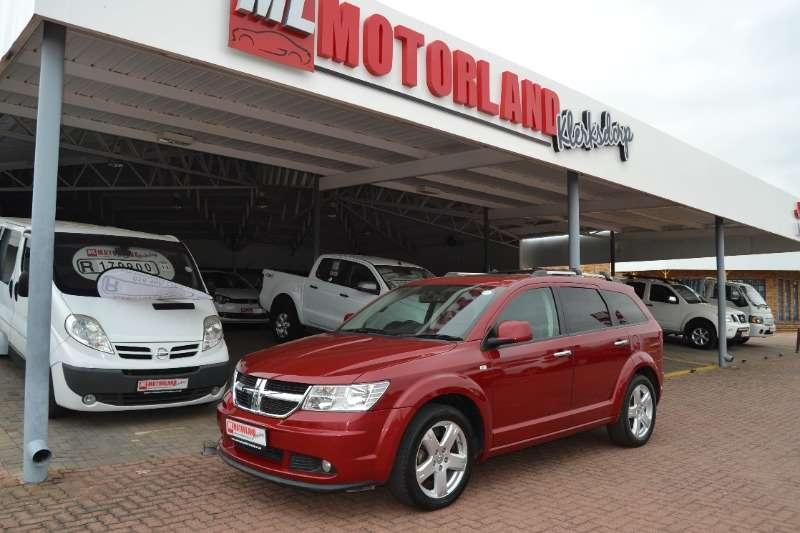 Dodge Journey 2.7 RT Auto 2011