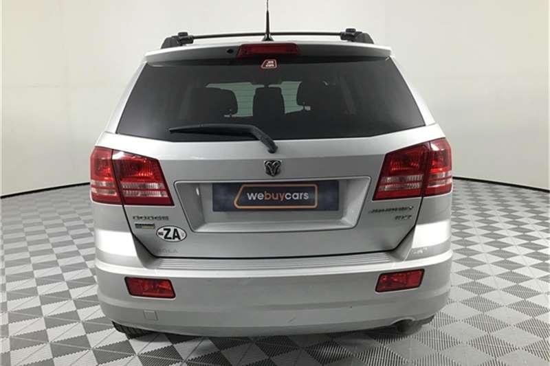 Dodge Journey 2.7 SXT 2011