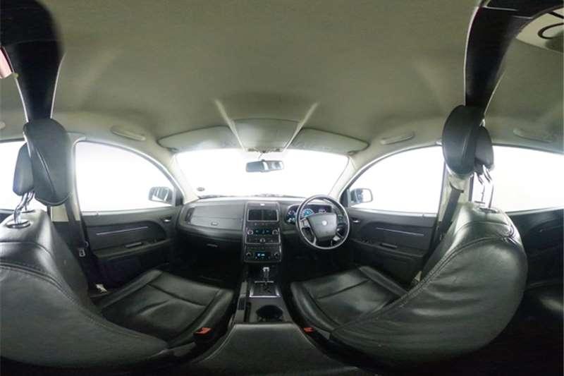 2011 Dodge Journey Journey 2.7 SXT