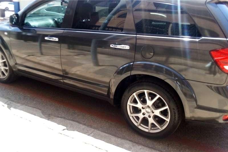 2012 Dodge Journey Journey 3.6 R/T