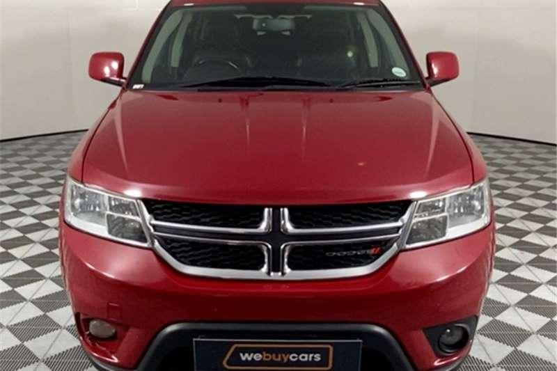2013 Dodge Journey Journey 3.6 R/T