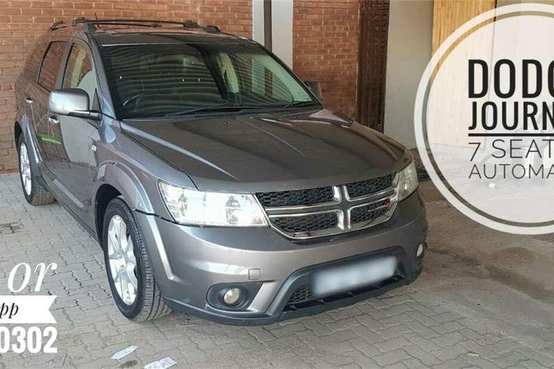 Dodge Journey 3.6 SXT 2012