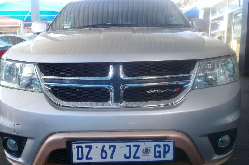 Dodge Journey 3.6 SXT 2013