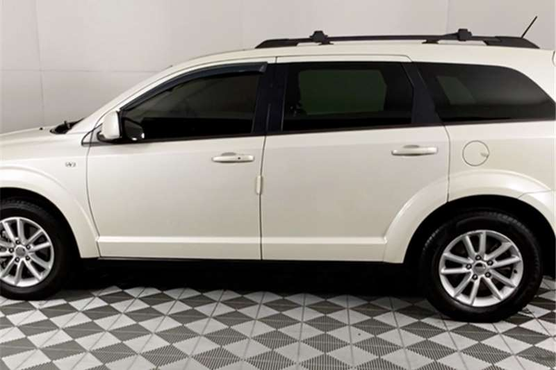 2014 Dodge Journey Journey 3.6 SXT