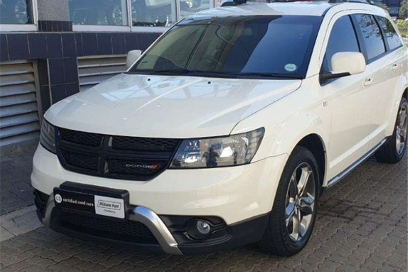 Dodge Journey Crossroad 3.6 2017