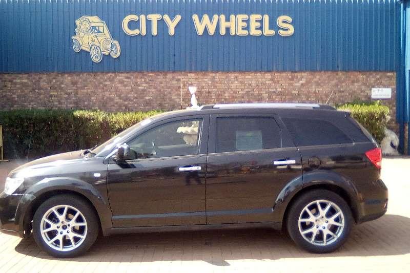 2012 Dodge Journey 3.6 R/T
