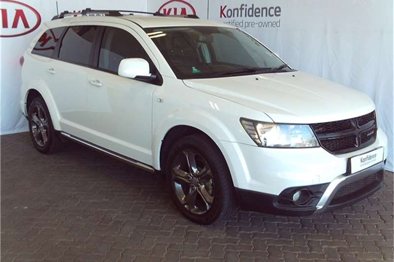 2016 Dodge Journey Crossroad 3.6