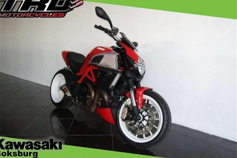 Ducati Diavel 1200 2014