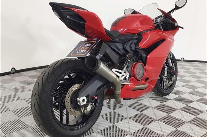 Used 2017 Ducati