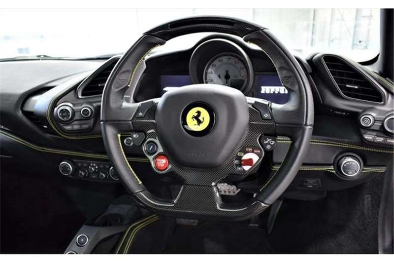 Ferrari 488 GTB 2017