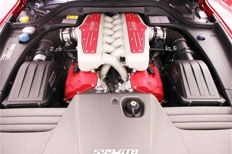 Ferrari 599 Fiorano F1 2009