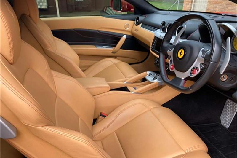 Ferrari 612 Scaglietti F1A 2013