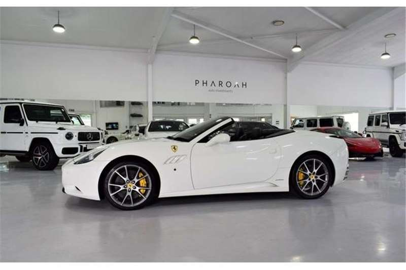 Ferrari California 2010