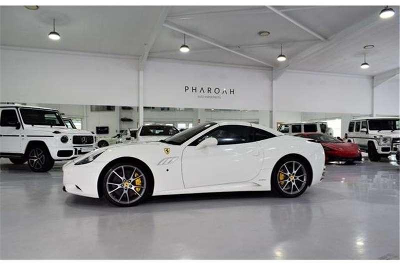 Ferrari California 2010