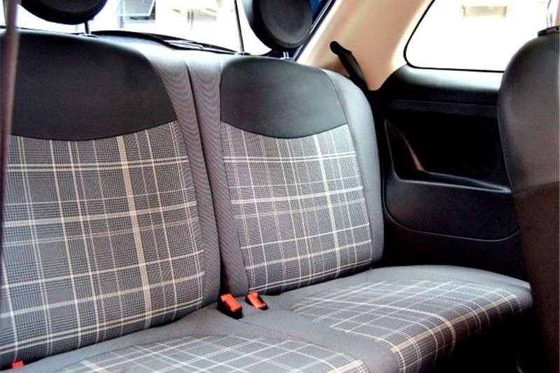 Fiat 500 0.9 TwinAir Lounge 2016