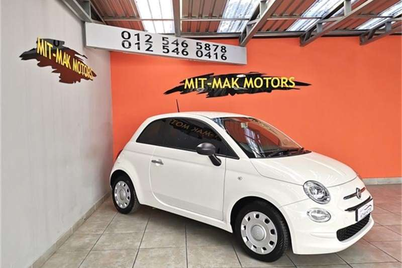 Fiat 500 0.9 TwinAir Pop Star 2016