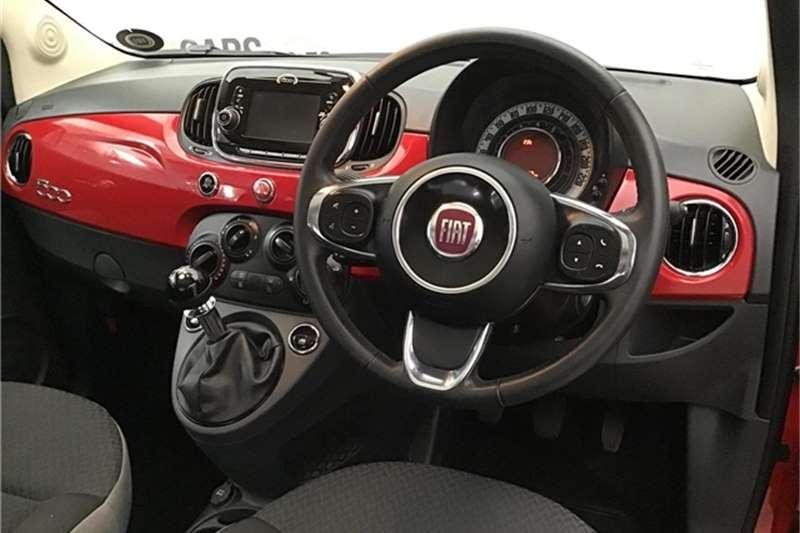 Fiat 500 0.9 TwinAir Pop Star 2017
