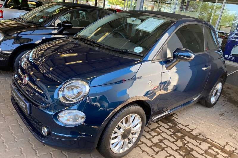 Fiat 500 0.9 TwinAir Pop Star 2019