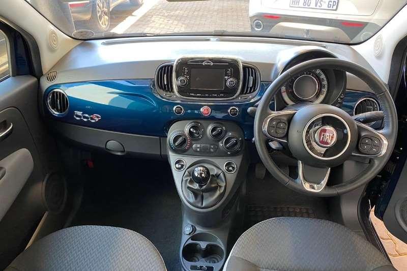 Fiat 500 0.9 TwinAir Pop Star 2019
