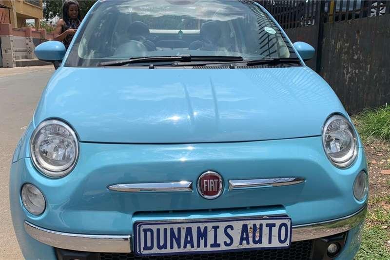 Fiat 500 1.0 2014