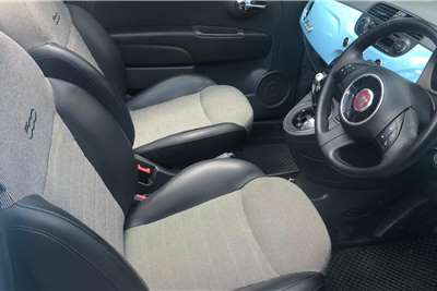 Fiat 500 1.0 Lounge auto 2014