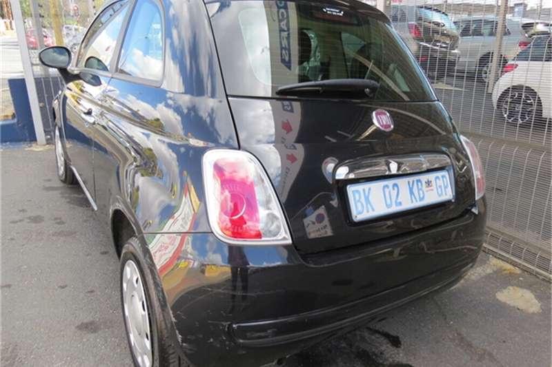 Used 2011 Fiat 500 1.2