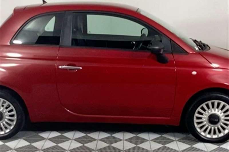 2012 Fiat 500 500 1.2