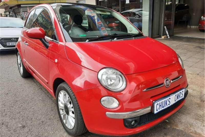 2013 Fiat 500 500 1.2
