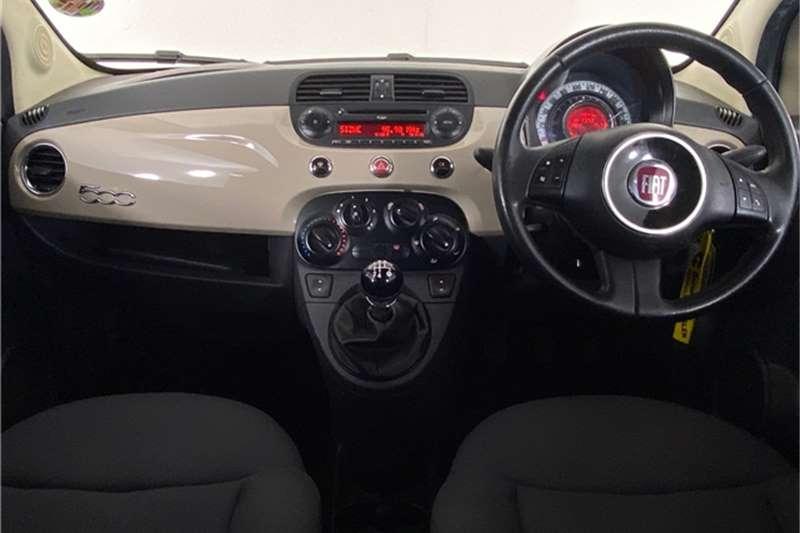 Used 2013 Fiat 500 1.2
