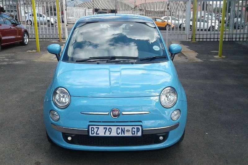 Fiat 500 1.2 2014