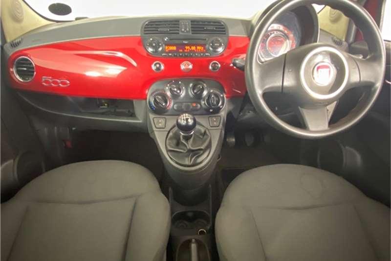2012 Fiat 500 500 1.2 Lounge