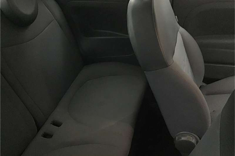 Fiat 500 1.2 Lounge 2013