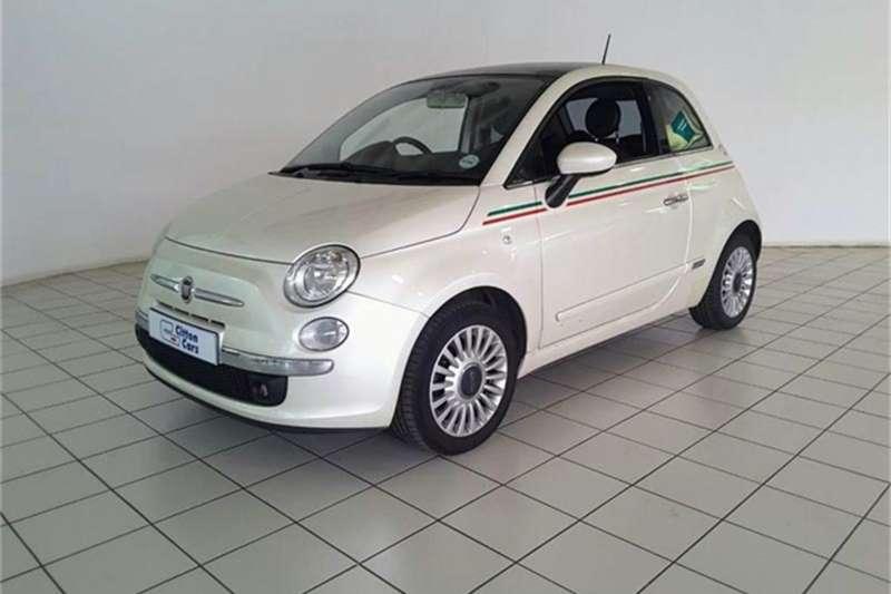 Fiat 500 1.2 Lounge 2014