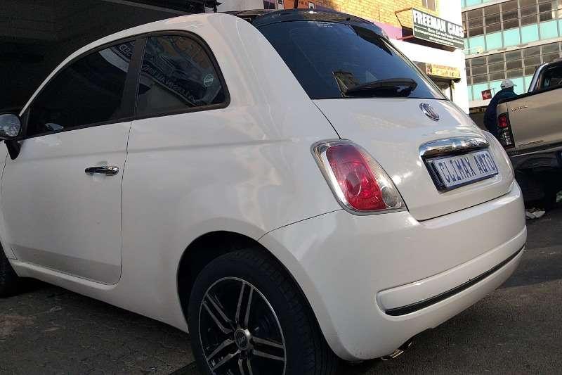 Fiat 500 1.2 Lounge 2015