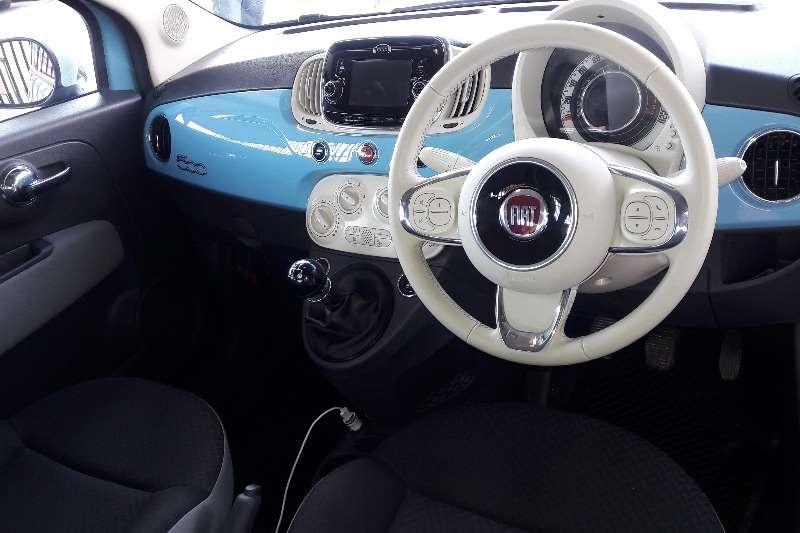 Fiat 500 1.2 Lounge 2017