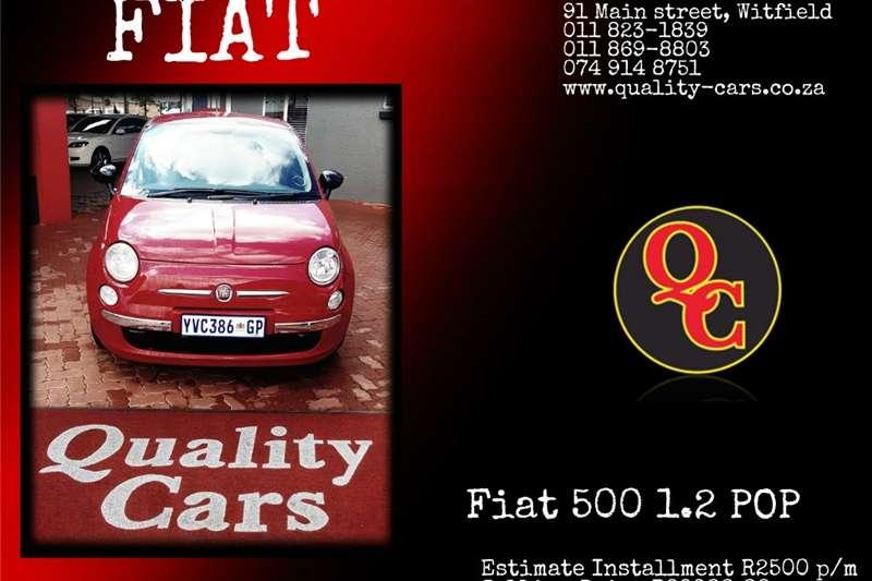 Fiat 500 1.2 Pop 2009
