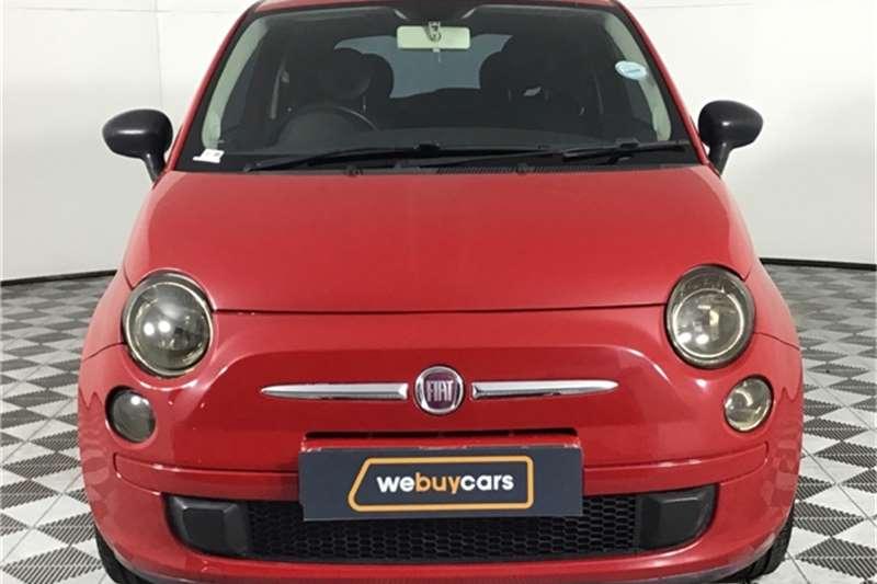 2011 Fiat 500 500 1.2 Pop