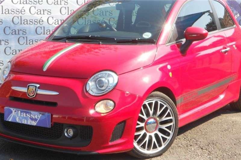 Fiat 500 1.4 Abrath 3dr 2012